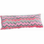 Sweet Potato Addison Zig Zag Bolster Pillow