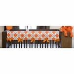 Sweet Potato Echo Convertible Crib Rail Protector - Long