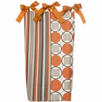 Sweet Potato Echo Diaper Stacker