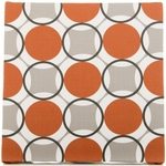 Sweet Potato Echo Wall Art - Circles