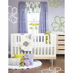 Sweet Potato LuLu 3 Piece Crib Bedding Set