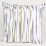 Sweet Potato LuLu Stripe Pillow