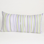 Sweet Potato LuLu Stripe Rectangular Pillow