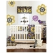 Sweet Potato Melrose 4 Piece Crib Bedding Set