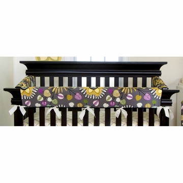 Sweet Potato Melrose Convertible Crib Rail Protector - Long