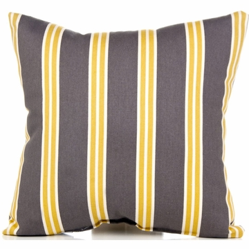Sweet Potato Melrose Pillow - Stripe