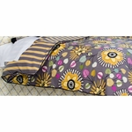 Sweet Potato Melrose Twin Duvet Cover