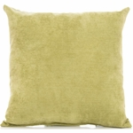 Sweet Potato Uptown Traffic Pillow - Green Velvet