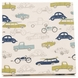 Sweet Potato Uptown Traffic Wall Art - Cars