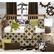 Sweet Potato Urban Cowboy 4 Piece Crib Bedding Set