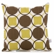 Sweet Potato Urban Cowboy Pillow - Circles