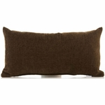 Sweet Potato Urban Cowboy Rectangular Pillow - Brown
