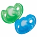 The First Year Gumdrop Infant Pacifier in Boy- 2 Pack