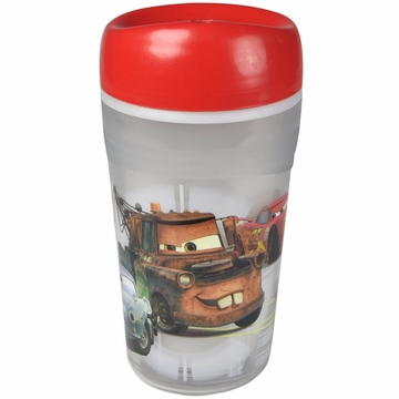 The First Years 9 oz Grown Up Trainer Cup - Cars