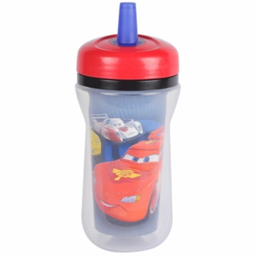 The First Years 9 oz Insulated Straw Cup - Cars