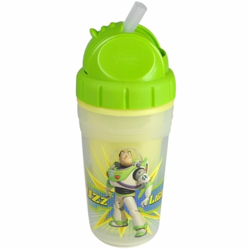 The First Years 9 oz Insulated Straw Cup - Toy Story
