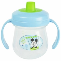 The First Years Mickey Mouse Soft Spout Trainer Cup, 7 oz.