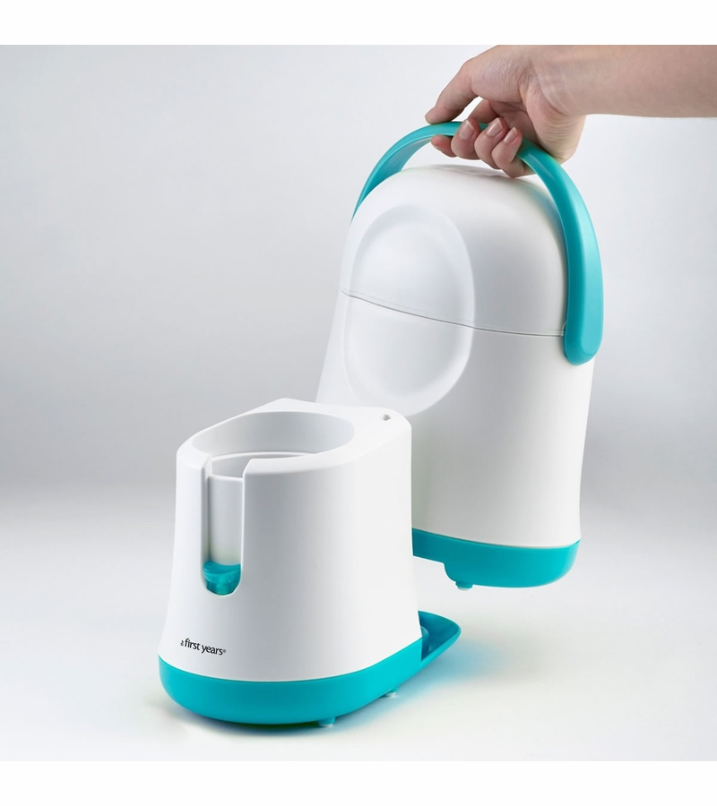 first years babypro bottle warmer instructions