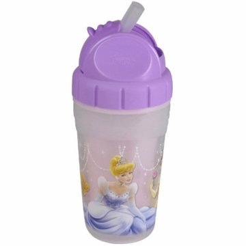 The First Years Princess Insulated 9oz. Straw Cup