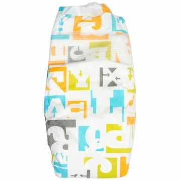 The Honest Company Diaper Pack in ABCs - Small/Medium (Size 2)