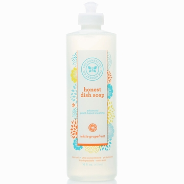 The Honest Company Dish Soap - White Grapefruit