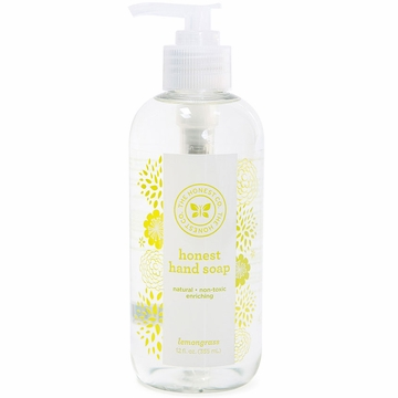 The Honest Company Lemongrass Hand Soap