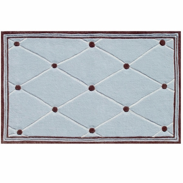 The Rug Market Rug - Tufts Blue