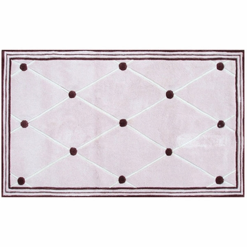 The Rug Market Rug - Tufts Pink