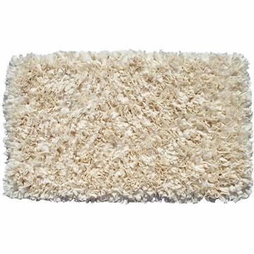 The Rug Market Shaggy Rug in Cream