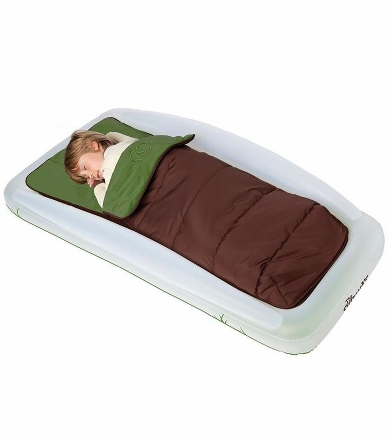 The Shrunks Tuckaire Outdoor Toddler Travel Bed