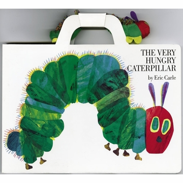 The Very Hungry CaterPillar Giant Board Book (Eric Carle)