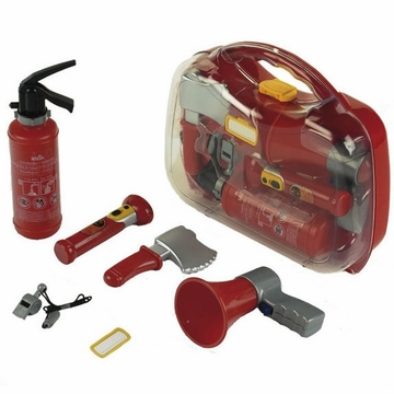 Theo Klein Toy Firefighter Case