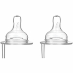 ThinkBaby Stage B Vented Nipple - 2 Pack