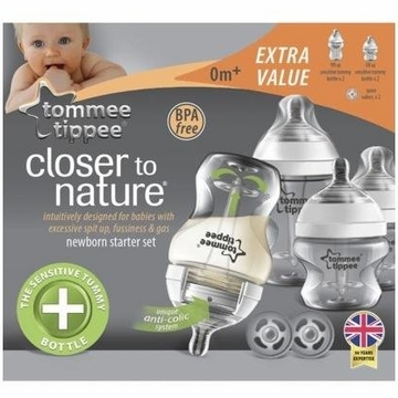 Tommee Tippee Sensitive Tummy Starter Kit