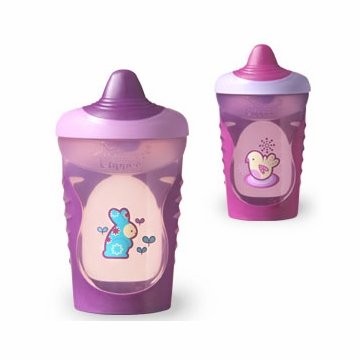 Tommee Tippee Truly Spill Proof Spout Cup - 2 Pack (Colors Vary)