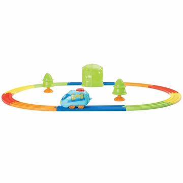 TOMY Rev-N-Rails Train Set