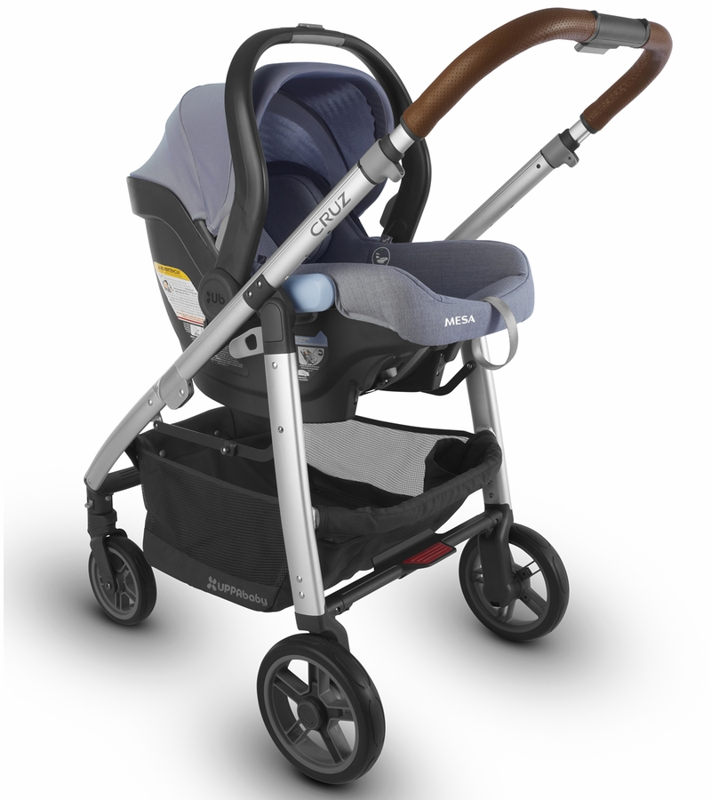 Uppababy Mesa  Infant Car Seat In Jake Sale