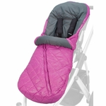 UPPAbaby BabyGanoosh in Olivia (Fuschia)