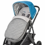 Uppababy Cozy Ganoosh Footmuff - Pascal (Grey)