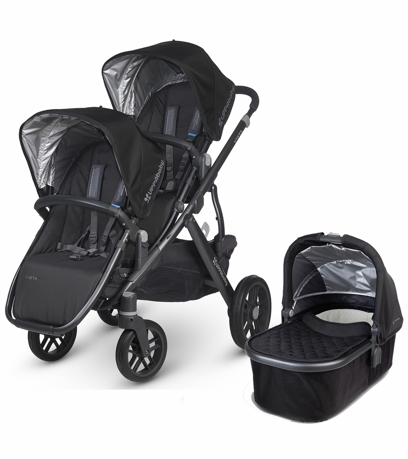 UPPAbaby VISTA 2015 Double Stroller - Jake