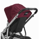 UPPAbaby VISTA Leather Handlebar Covers - Black