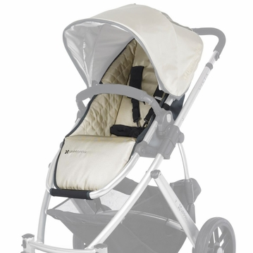 Uppababy Vista Seat Fabric - Lindsey