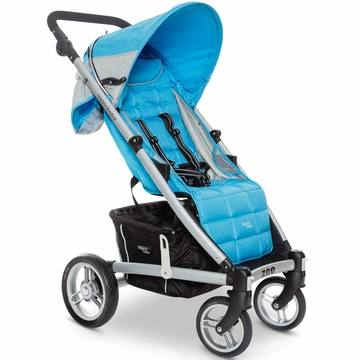 Valco 2013 Zee Single Stroller - Cloudless