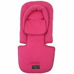 Valco All Sorts Stroller & Car Seat Insert - Hot Pink