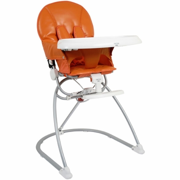 Valco Baby Astro Recline High Chair - Orange