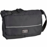 Valco Baby Runabout Tri Mode Mama Bags in Brilliant Black
