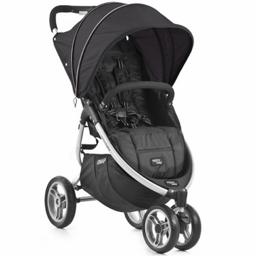 Valco Snap Single Stroller - Ebon/Black