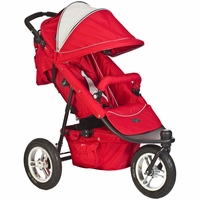 Single Tri-Mode Strollers