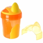 Vital Baby's 1st Tumbler 4oz in Orange