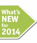 What's New For 2014